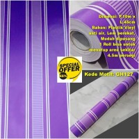 Wallpaper Motif Salur 45cm x 10m - Wallpaper Dinding GH127