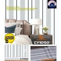 Wallpaper Motif Salur 45cm x 10m - Wallpaper Dinding CY1050