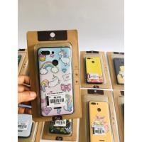 Case Redmi 6 FullCover Silikon Slim Matte Customcase