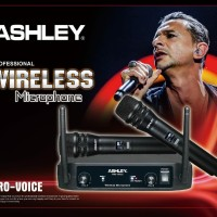 Info Mic Wireless Ashley Vocal Katalog.or.id