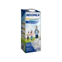Susu UHT Indomilk 1liter satuan