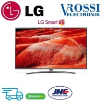 LG TV 65UM7600 65 Inch 4K UHD Smart AI ThinQ 65UM7600PTA