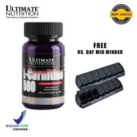 L-CARNITINE 500mg, 60 tabs - Ultimate Nutrition