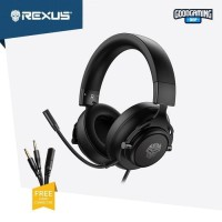 Rexus Headset Gaming Thundervox Stream HX25