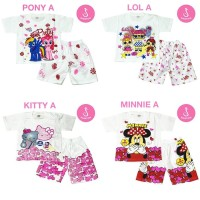 Katalog Baju Setelan Anak Perempuan Size O Shirton GROSIR