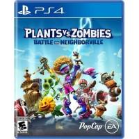 Game PS4 Plants vs Zombies Battle for Neighborville - PVZ