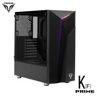 PRIME K-[F] - PREMIUM GAMING CASE 0.7mm STEEL