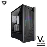 PRIME V-[N] - PREMIUM GAMING CASE 0.7mm STEEL
