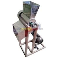 Mesin Suwir Daging dan Ikan Untuk Abon - Stainless Steel