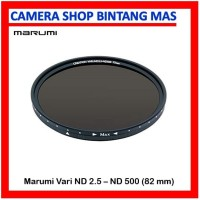 Marumi Creation Variable ND 2.5 - ND 500 Filter [1.3-9 Stop] (77 mm)