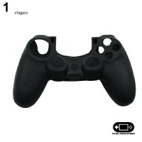 Silikon Silicon Kondom Soft Cover Controller DS4 Stik PS4