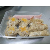 [halal] home made dimsum campur non MSG non pengawet 400gr isi 8