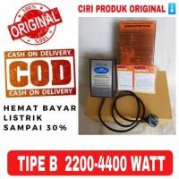 Penghemat Listrik Original - Home Electric Saver Daya 2200-4400 Watt