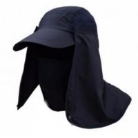 topi mancing tentara Jepang anti matahari - topi nelayan kebun gunung