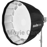 Godox P120H 120cm Deep Parabolic Softbox with Bowens Mount