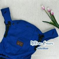 UltimoCarrier Cuddleme Solid blue