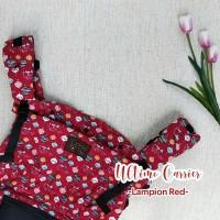 UltimoCarrier Cuddleme Motif Lampion Red