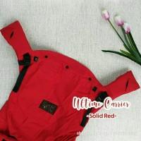 UltimoCarrier Cuddleme Solid Red