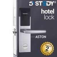 Kunci Pintu Kartu Hotel Lock ASTON - Bergaransi dan Dipake Hotel OYO