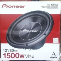 subwoofer pioneer ts a300.d4 subwoofer 12 inch pioneer ts a300.d4