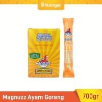Magnuzz Sosis Ayam Siap Santap Ayam Goreng 1box (20pcsx35gr)