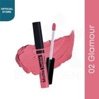 SILKYGIRL Lip Cream Matte Junkie 02 Glamour
