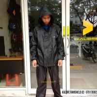 Raincoat Jas Hujan Kalibre Rainshield 02 970170 002 Original