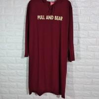 atasan blouse kaos tunik import wanita murah
