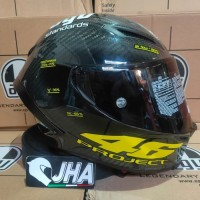 AGV Pista Project V1 - Euro Fit - Made in Italy