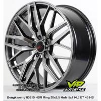 Velg Mobil Wuling Almaz Ring 20 TERBARU BENGKAYANG HSR Wheel