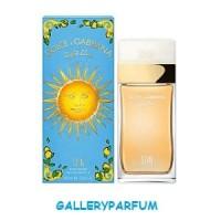 Dolce & Gabbana Light Blue Sun For Women EDT 100ml