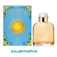 Dolce & Gabbana Light Blue Sun For Men EDT 125ml