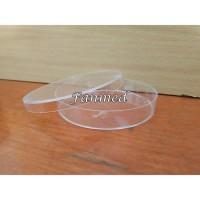 Media Tumbuh Sel / Disposable Petri Dish 1 Room Cawan Petri 150x20 mm