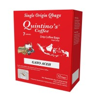Q bags 7 sachet Gayo Aceh