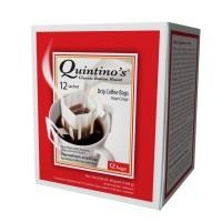 Quintino's 12 sachet Sumatra mellow