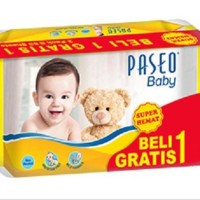 PASEO BABY Wipes 50 Sheets