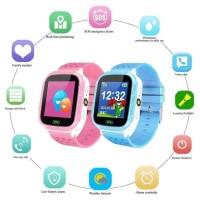 SmartWatch Kids GPS TRACKER - Jam Tangan Anak - Q18
