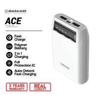 Delcell ACE Powerbank 10500mAh