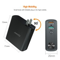 dpower S28 2in1 Powerbank 5200mAh and Charger QC 3.0