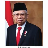 Foto Wakil Presiden RI A3 2019-2024