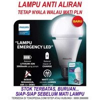 Harga Lampu Led Emergency Philips Katalog.or.id