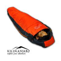 Sb / Sleeping Bag Mummy Kilimanjaro Atmosfer Dacron - Orange