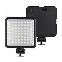 Lighting LED Video Light 64 Lampu Vlog Smartphone Shooting Kamera Hp