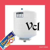 Tabung tangki pompa air jet pump 18 liter grundfos leo sanju shimizu