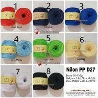 Nilon PP D27 Gulungan / Benang Rajut Nylon
