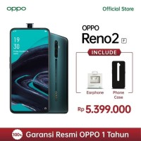 OPPO Reno2 F 8GB/128GB Garansi Resmi OPPO Indonesia
