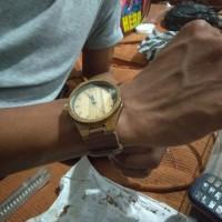 jam tangan kayu jati