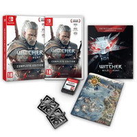 The Witcher 3 Wild Hunt Complete Edition Nintendo Switch Usa Cover