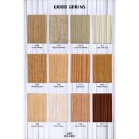 Decosheet PVC Sheet WINSTON Serat Kayu Cambium Woods Grains Decorative