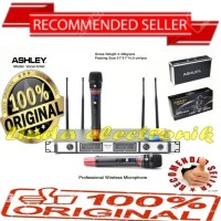 Katalog Mic Wireless Ashley Vocal Katalog.or.id